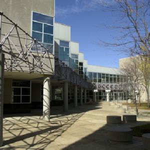 Kamerick Art Building